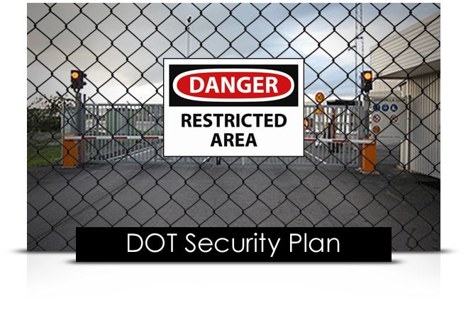 DOT Security Plan elearning course