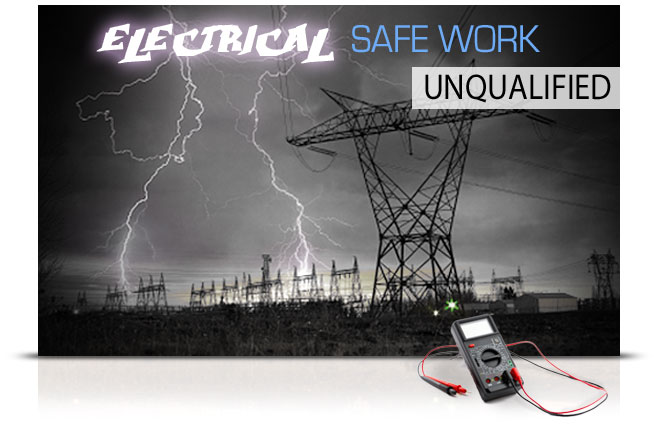 Electric Safe Work Practices (Unqualified) elearning course