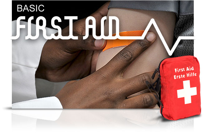 First Aid – Basic elearning course