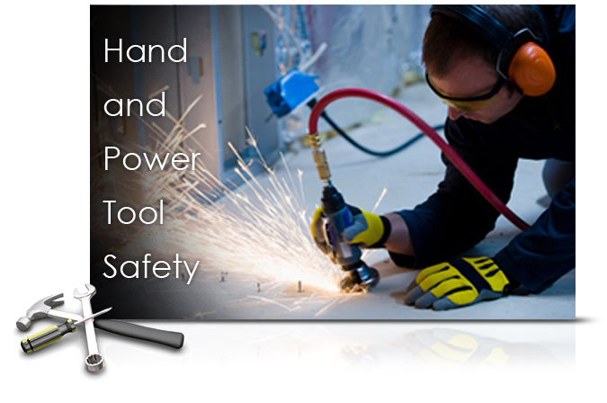 Hand & Power Tool Safety elearning course