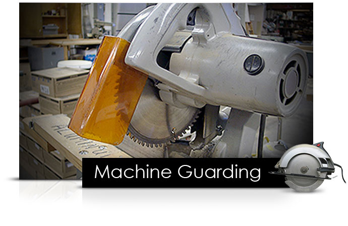 Machine Guarding elearning course