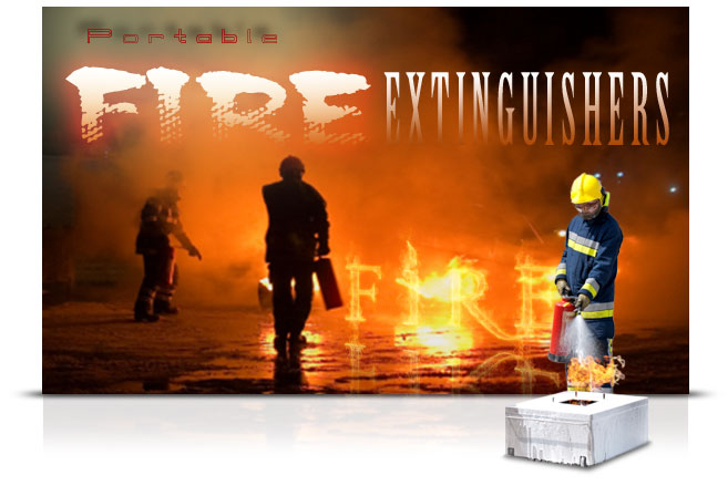 Portable Fire Extinguisher elearning course