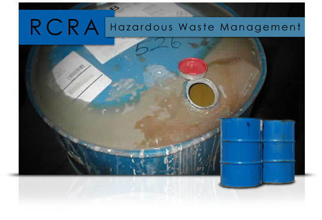 RCRA Hazardous Waste Management  elearning course