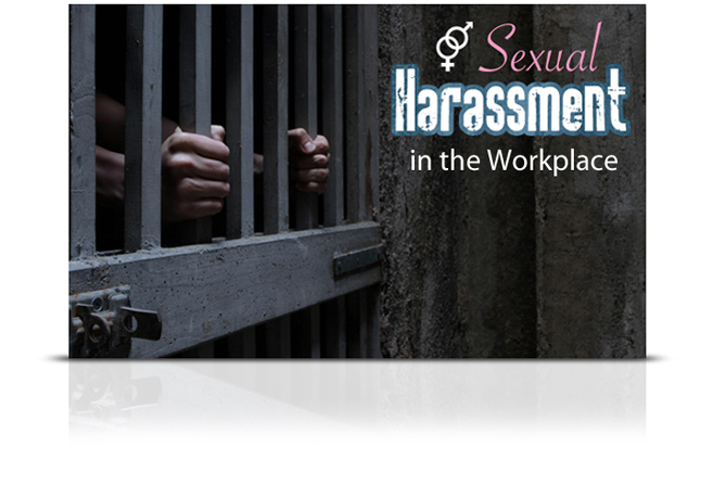 Sexual Harassment in the Workplace elearning course