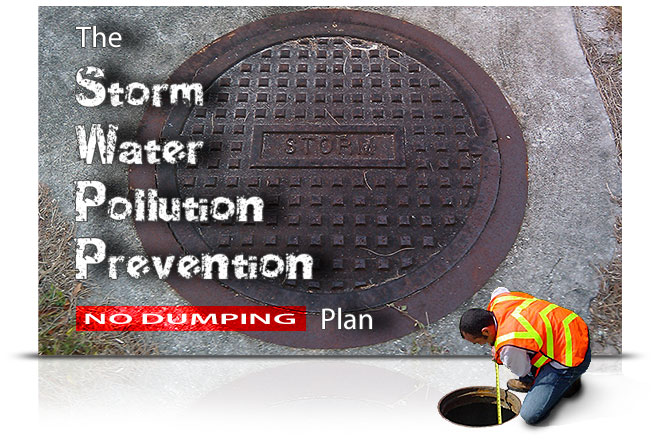 Storm Water Pollution Prevention (SWPP) elearning course