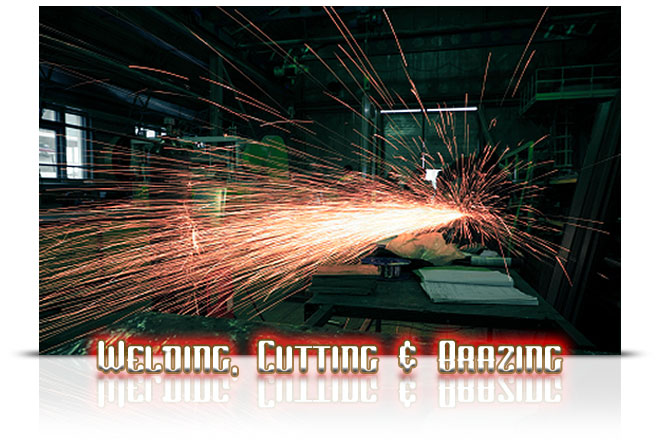 Welding, Cutting, and Brazing Safety elearning course